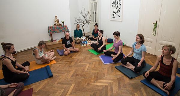 Yogaraum Biberstraße